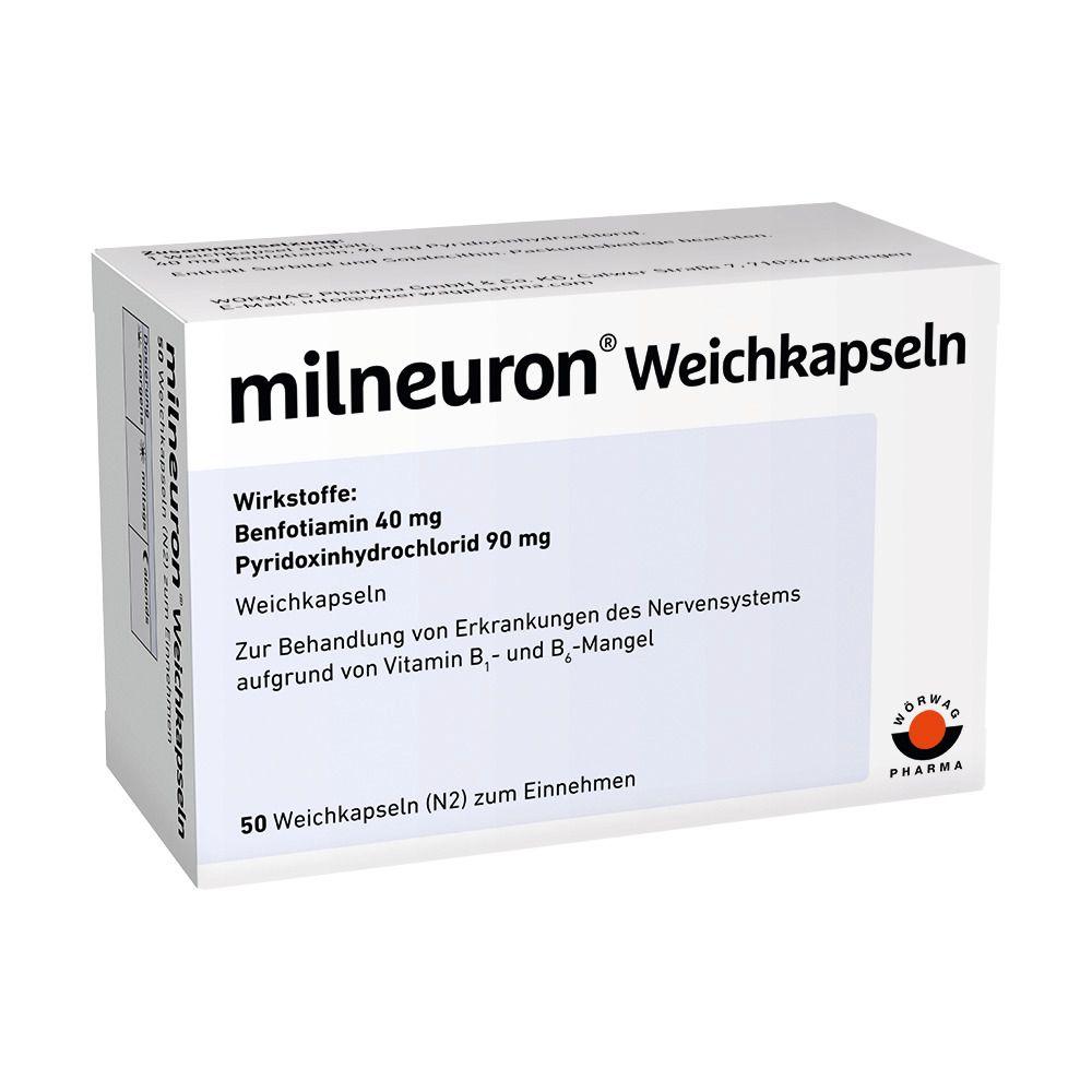 milneuron® Weichkapseln