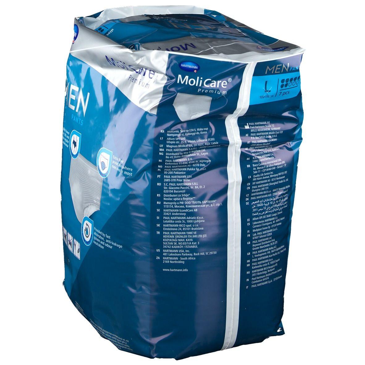 MoliCare® Premium MAN pants 7 Gr. L