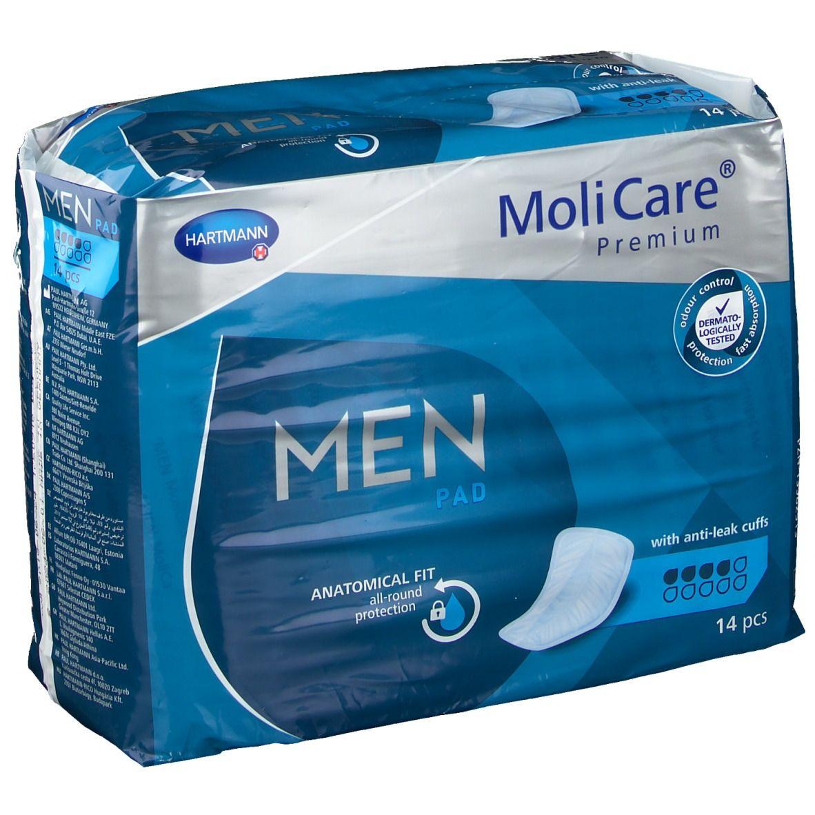 MoliCare® Premium MEN pad 4