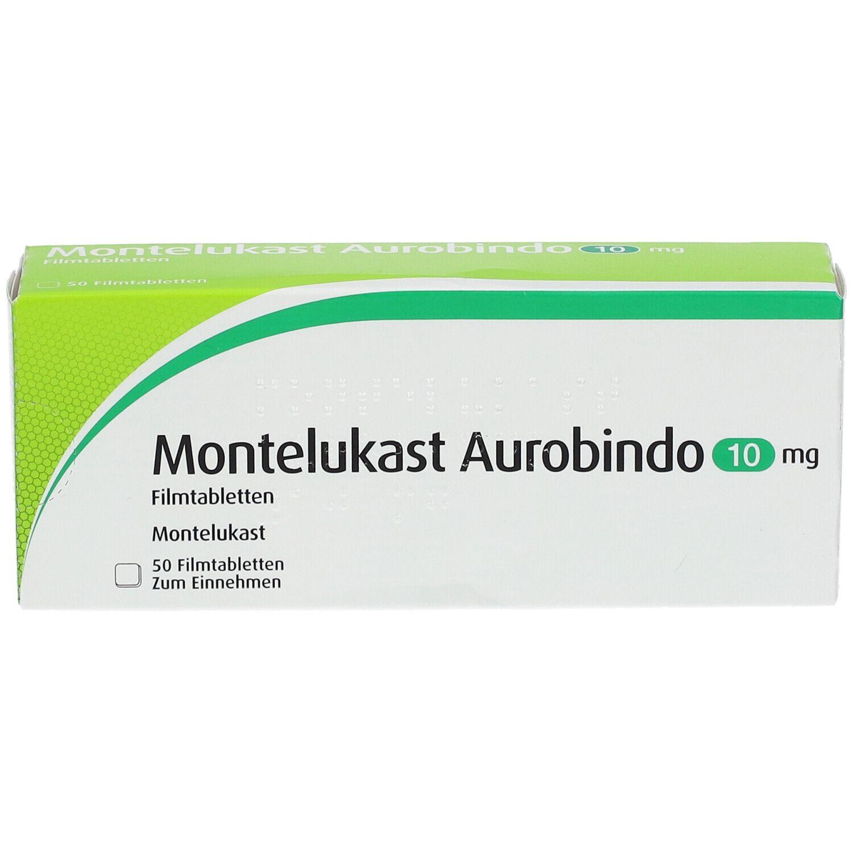 MONTELUKAST Aurobindo 10 mg Filmtabletten