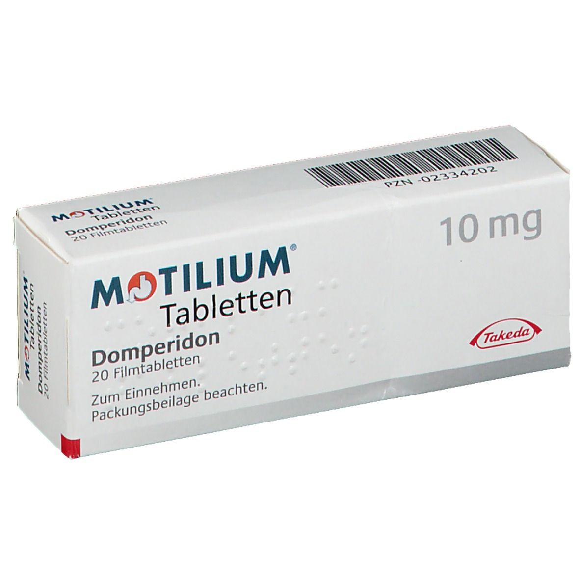 Motilium Filmtabl.