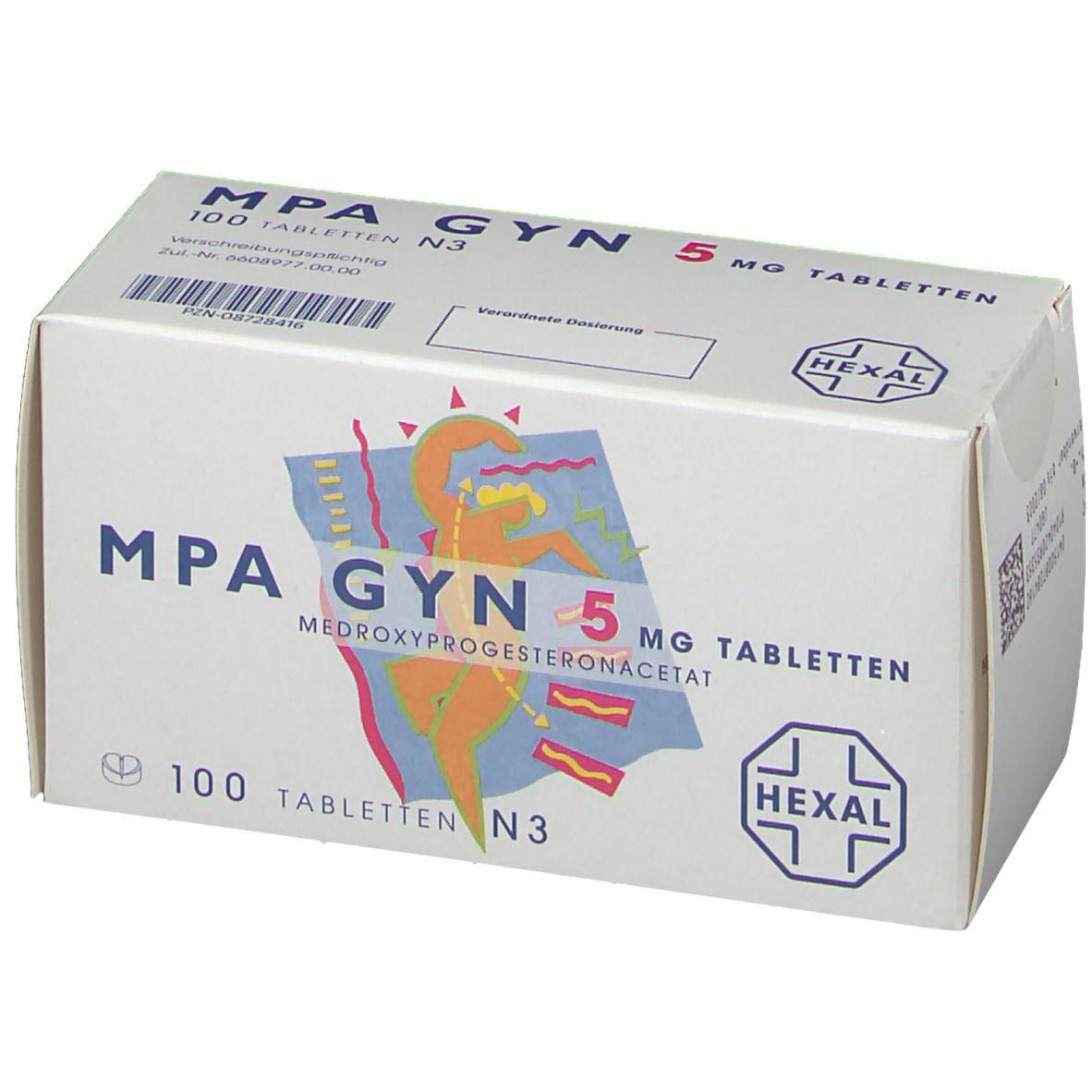Mpa Gyn 5 Erfahrungen