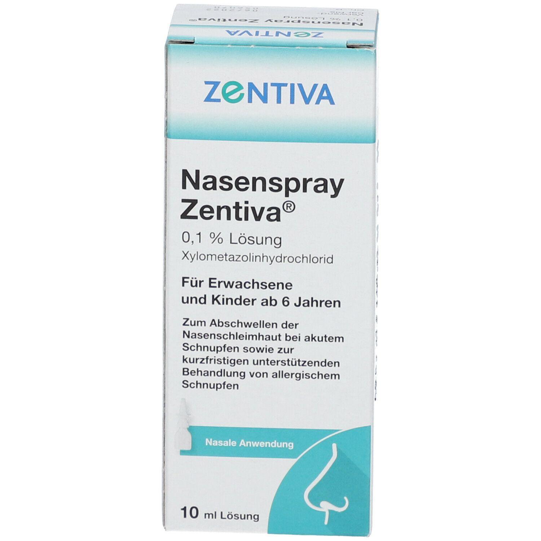 Nasenspray Zentiva®