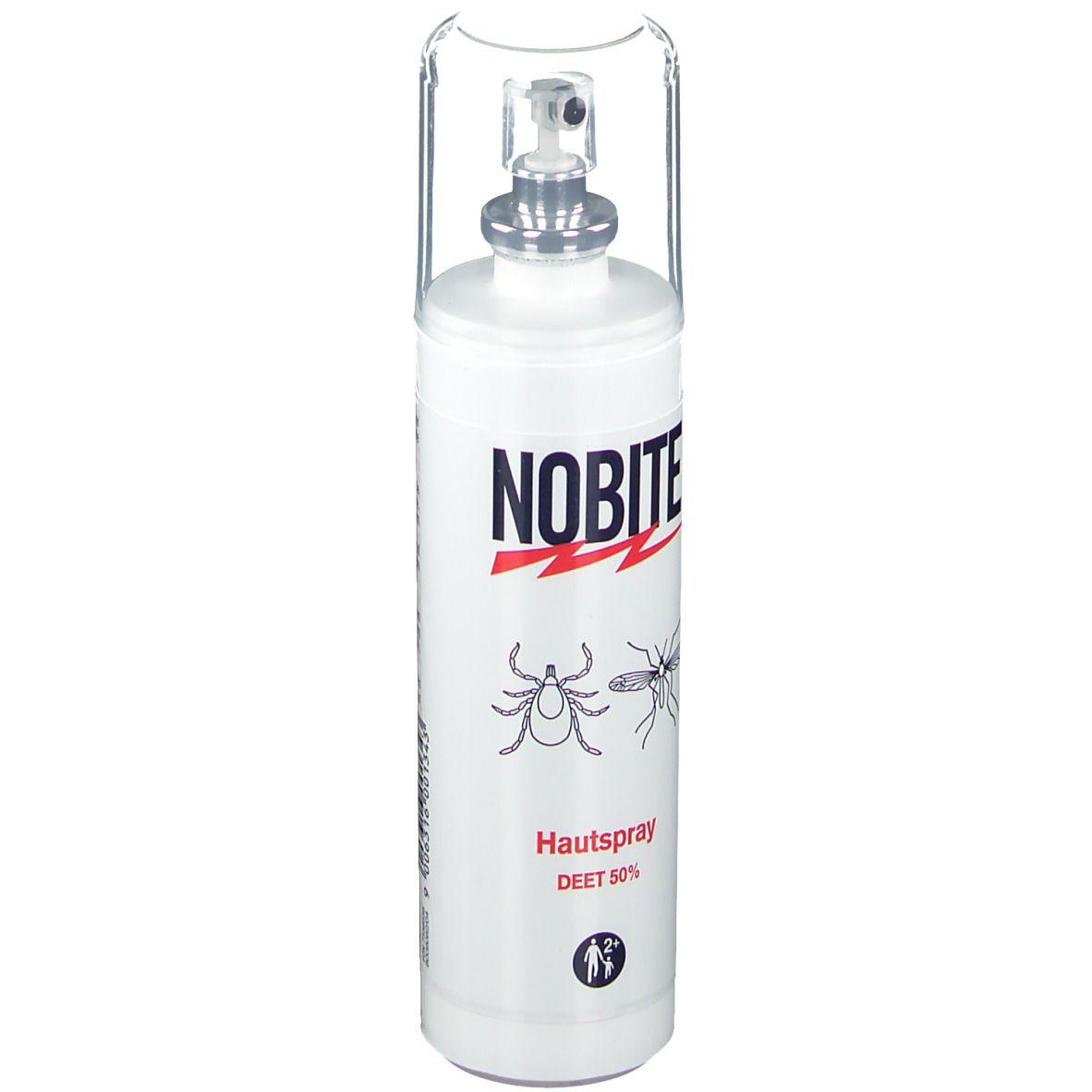 NOBITE® Hautspray
