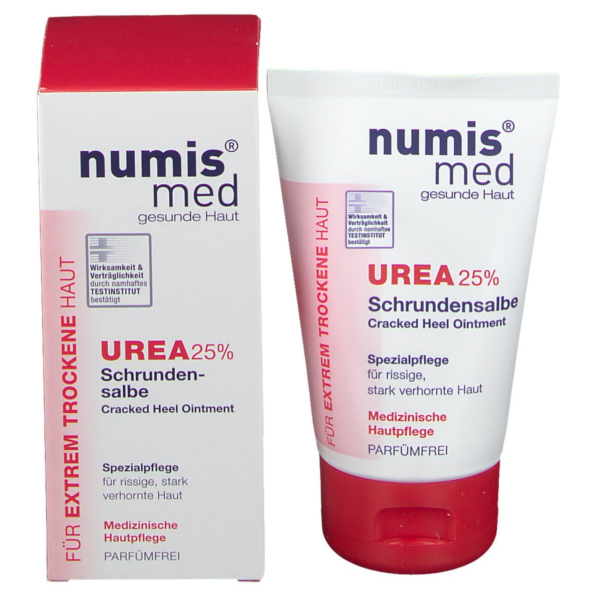 numis® med UREA 25% Schrundensalbe
