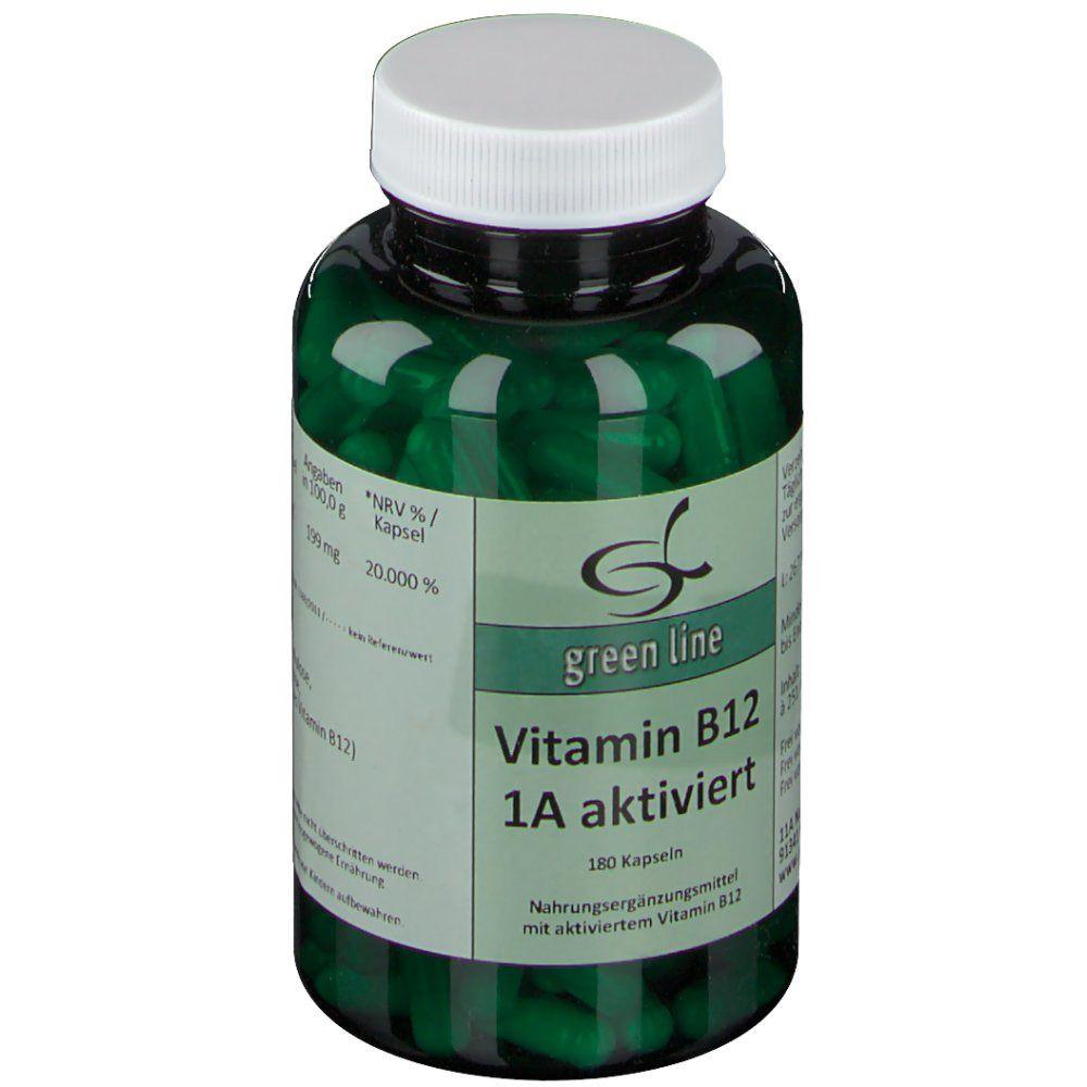 Nutritheke Vitamin B12 1A Aktiviert