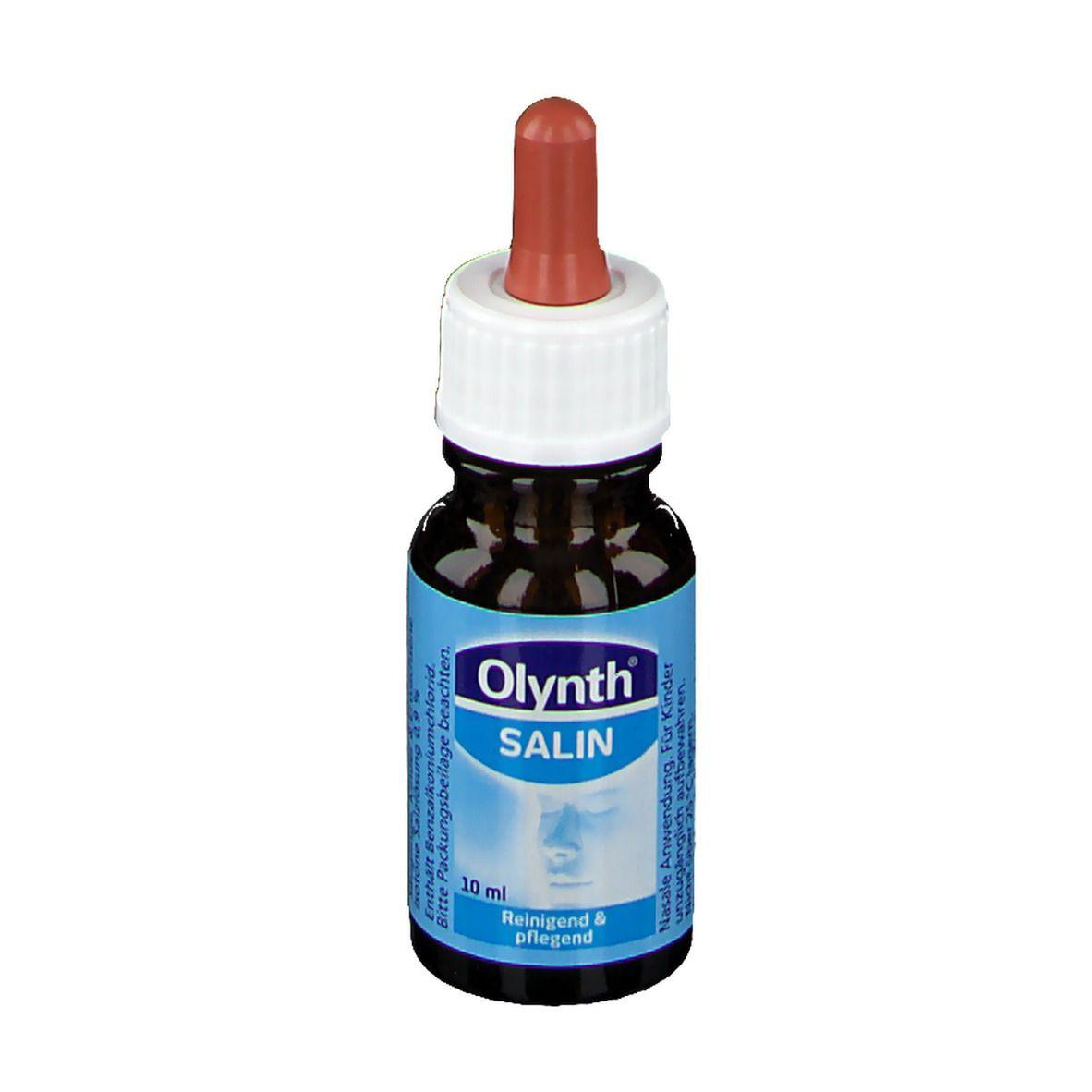 Olynth® Salin Nasentropfen