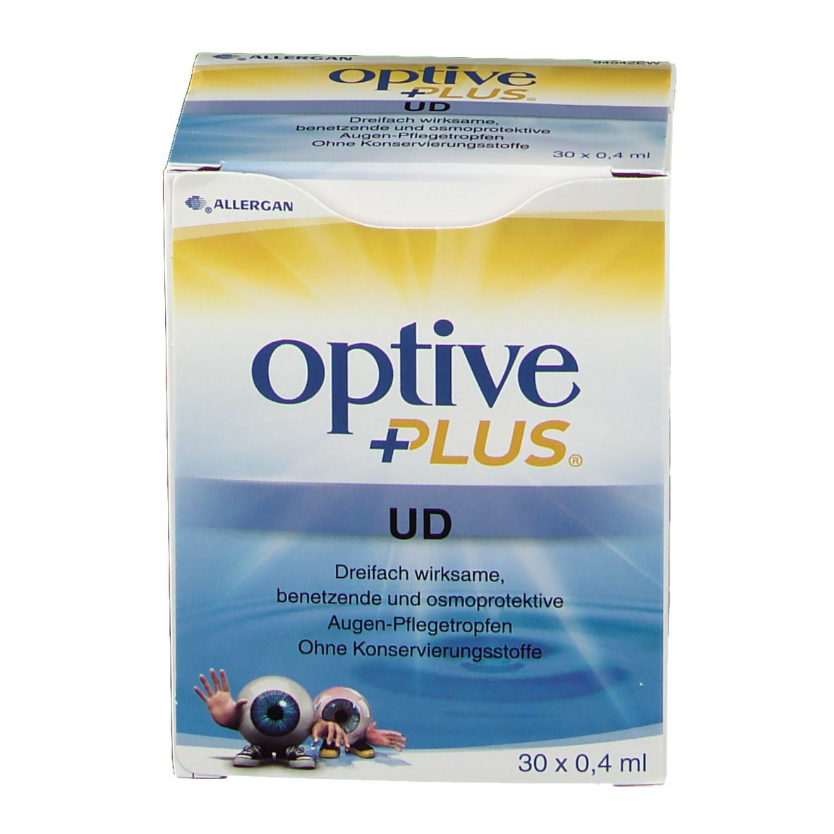 optive plus® UD Augentropfen