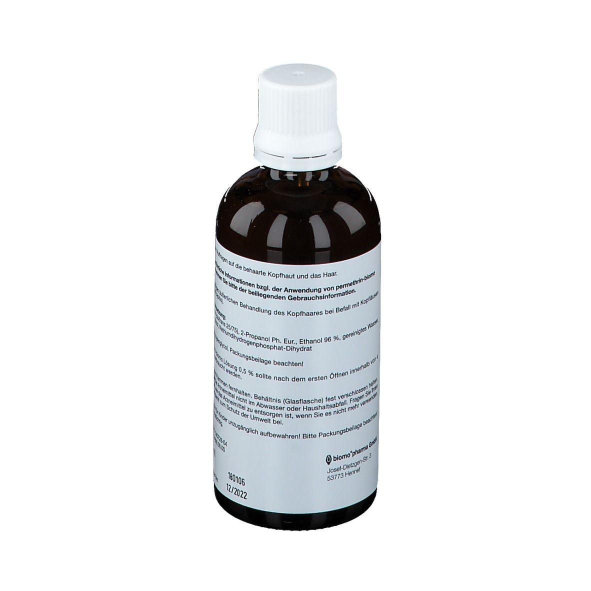 permethrin-biomo® Lösung 0,5 %