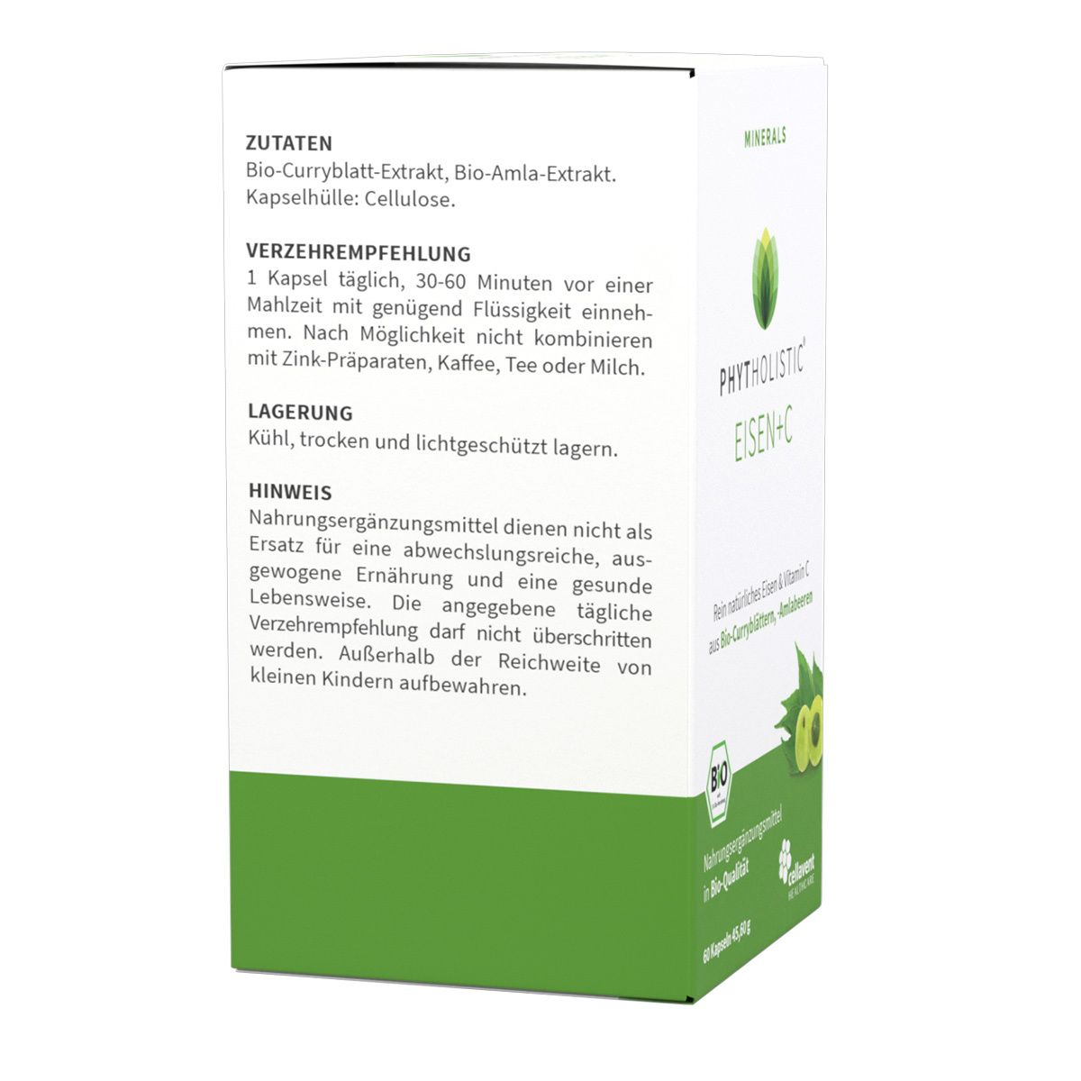 Phytholistic® Eisen + C