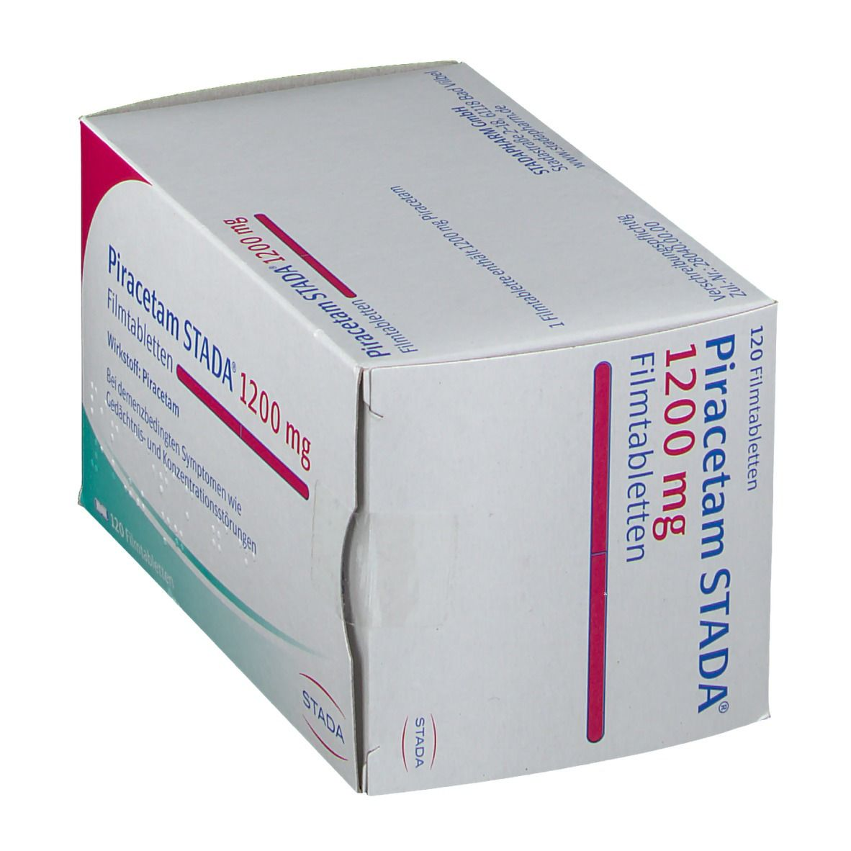 Piracetam STADA® 1200 mg