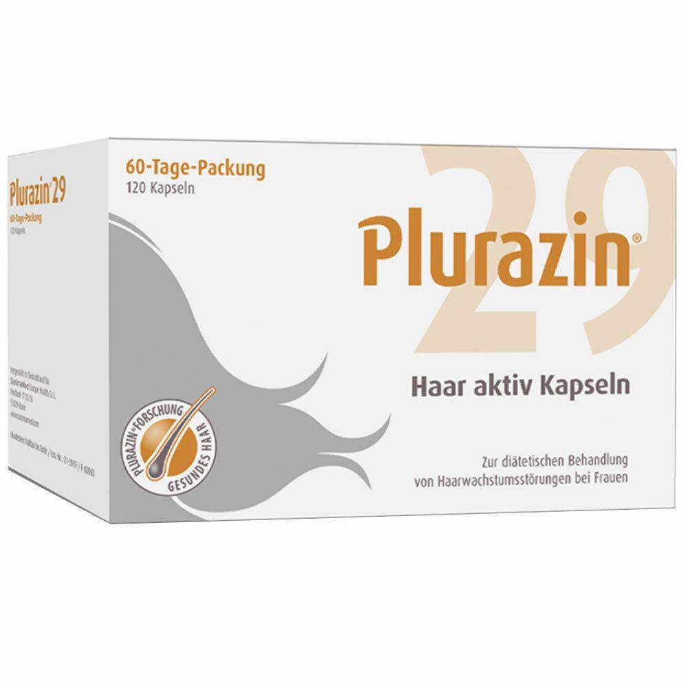 Plurazin® 29 Haar aktiv Kapseln