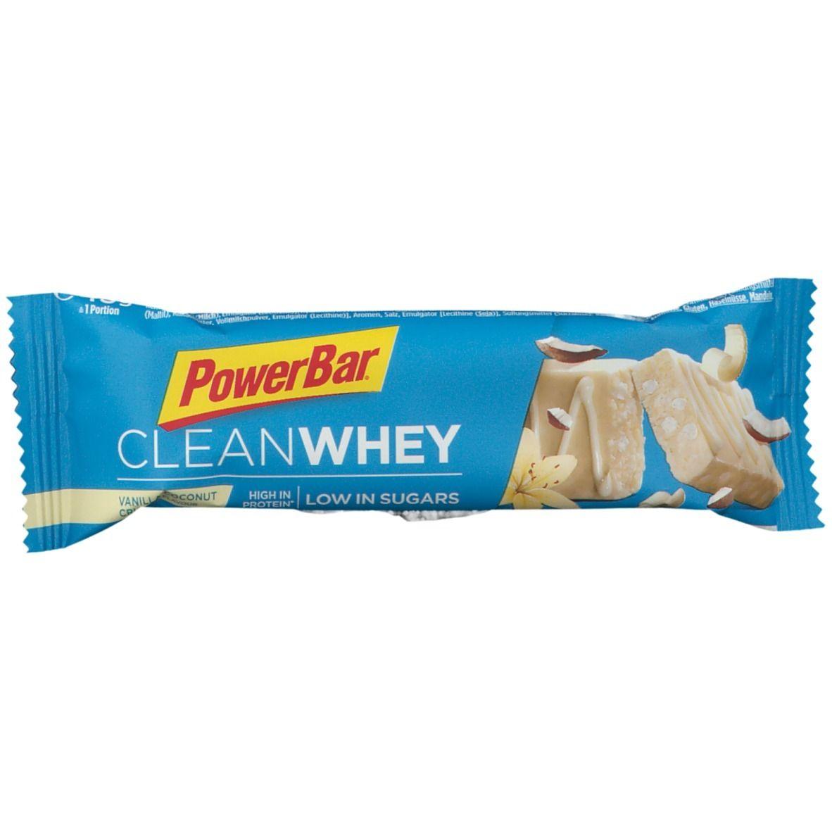 Powerbar® Clean Whey Vanilla Coconut