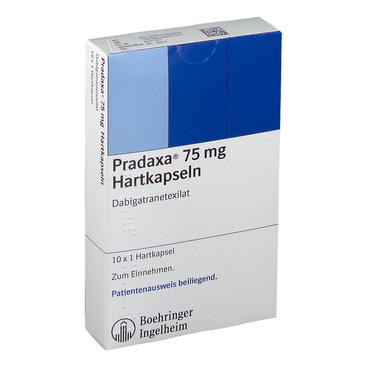 Harga obat pradaxa 75 mg