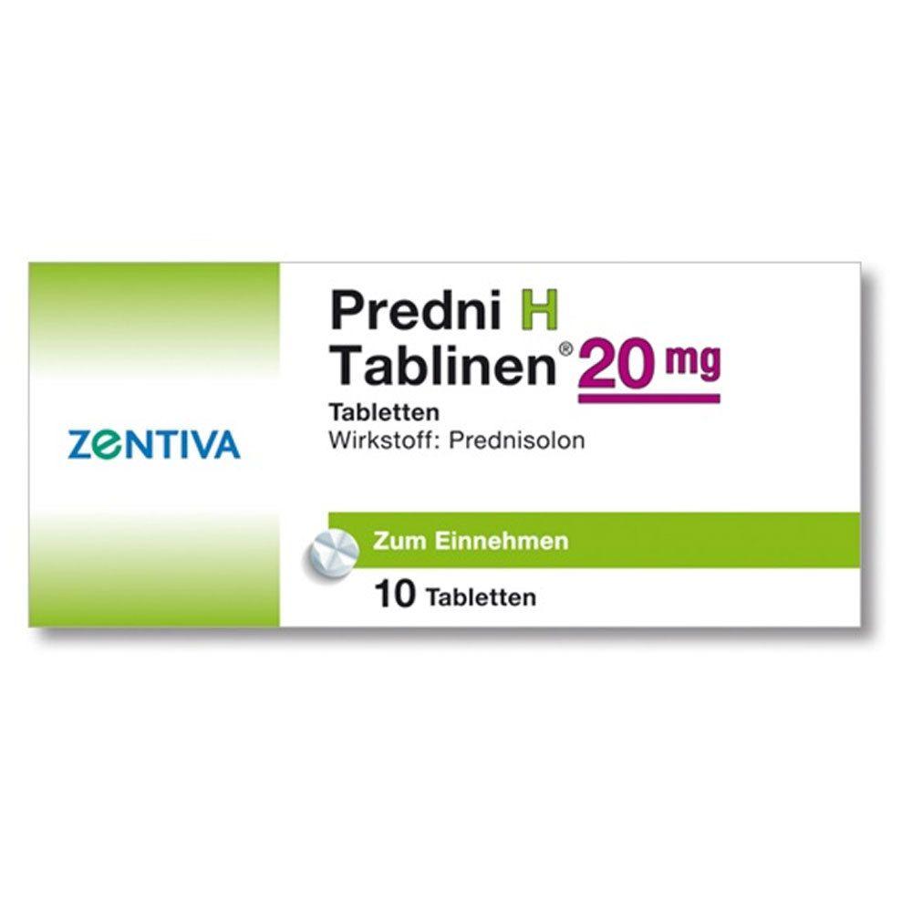 Predni H Tablinen 20 mg Tabl.