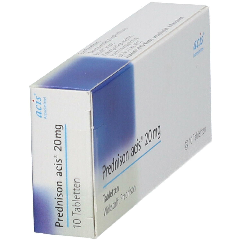 Prednison Acis 20 mg Tabl.