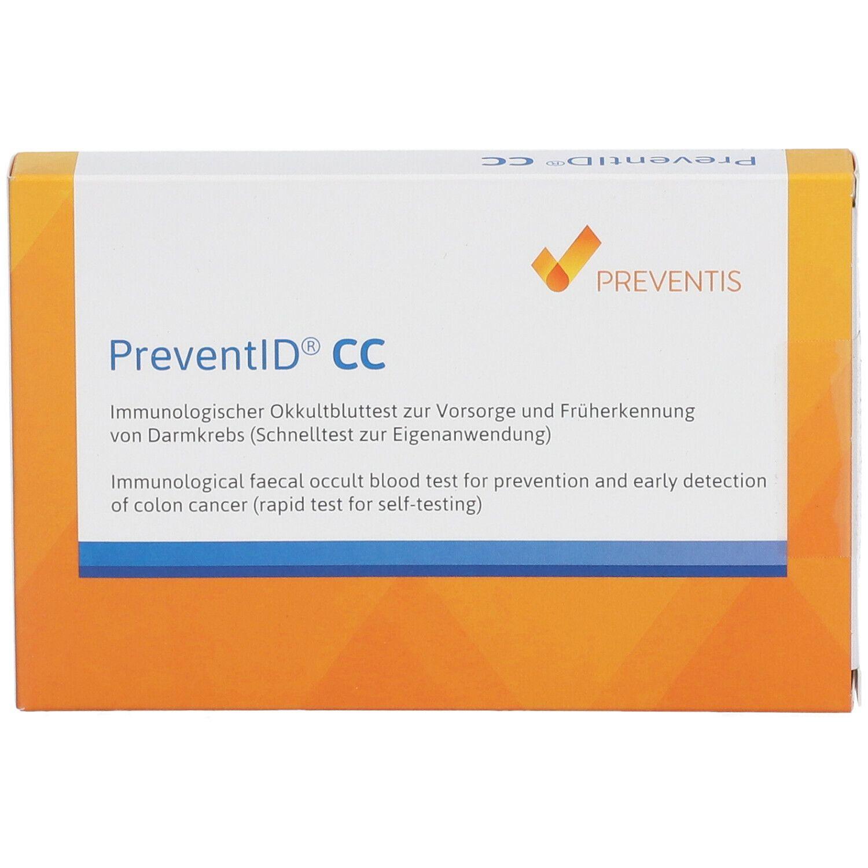 PreventID® CC Schnell-Test