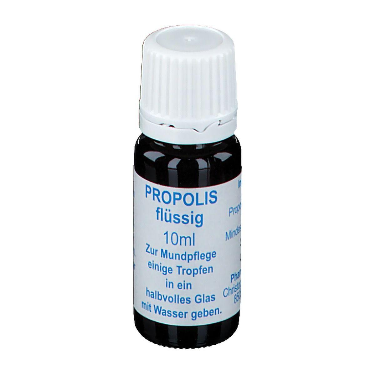 Propolis flüssig Tropfen