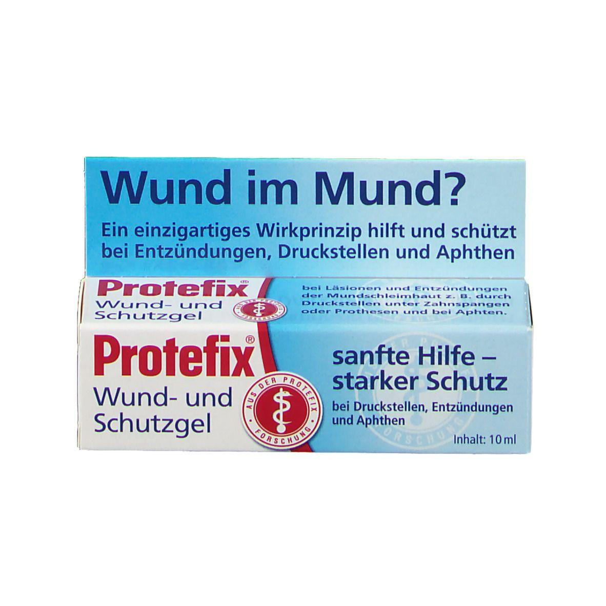 Protefix® Wund- und Schutzgel