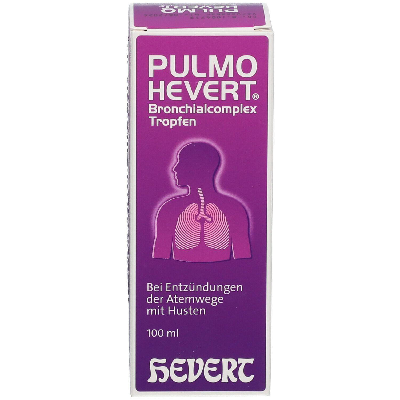 PULMO HEVERT® Bronchialcomplex Tropfen
