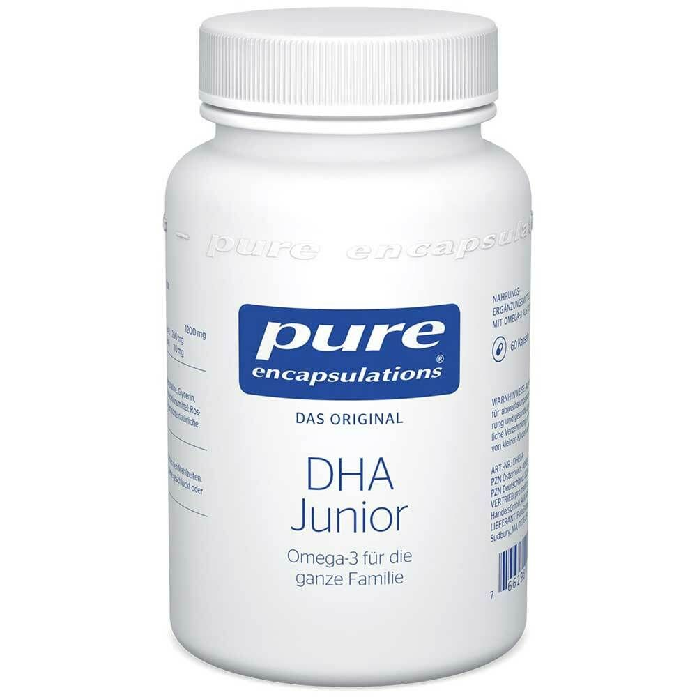 pure encapsulations® DHA Junior