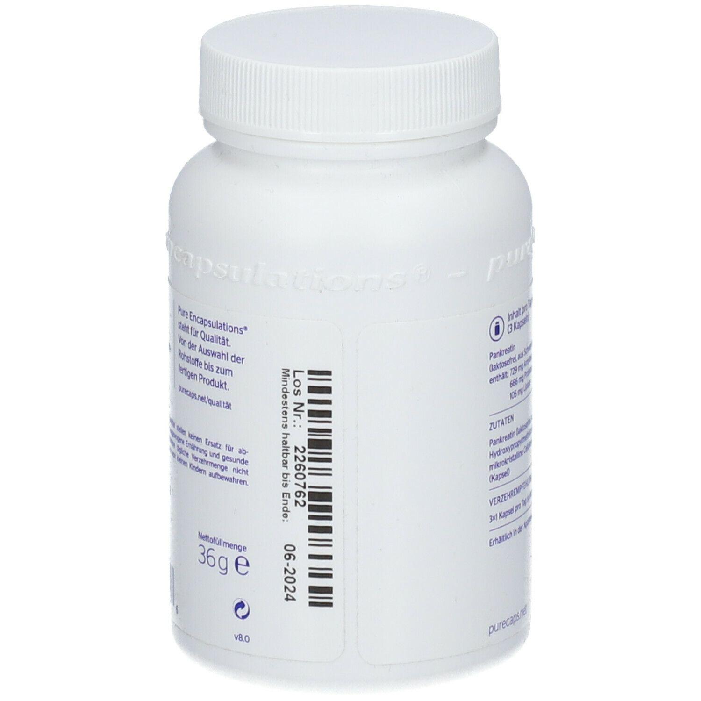 pure encapsulations® Pankreatin Enzym Formel
