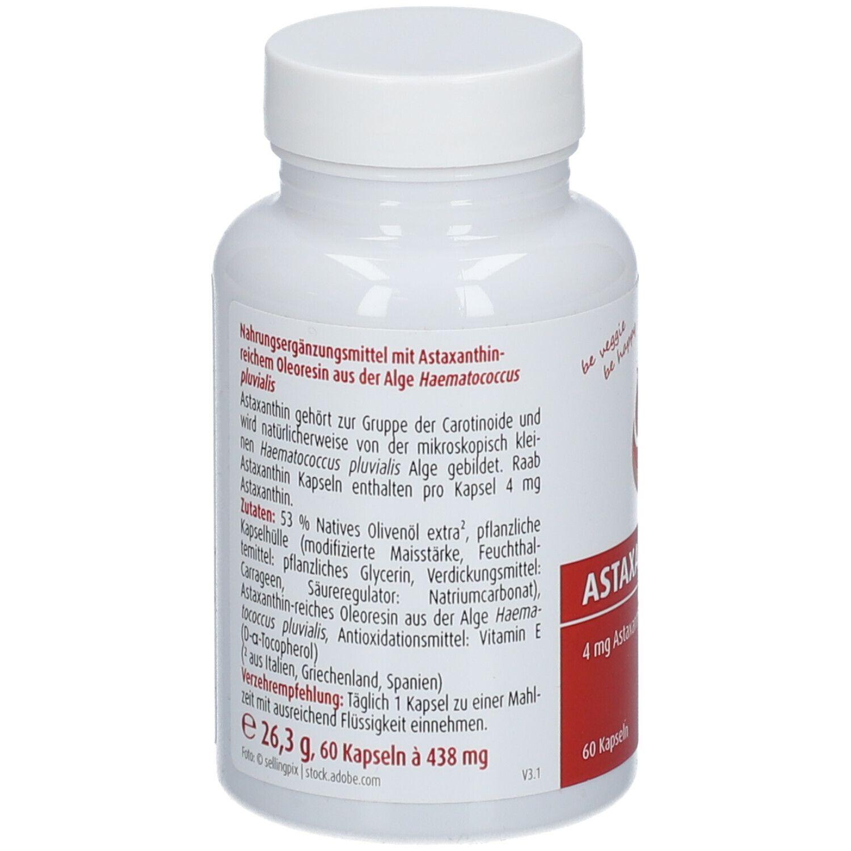 Raab® Vitalfood Astaxanthin