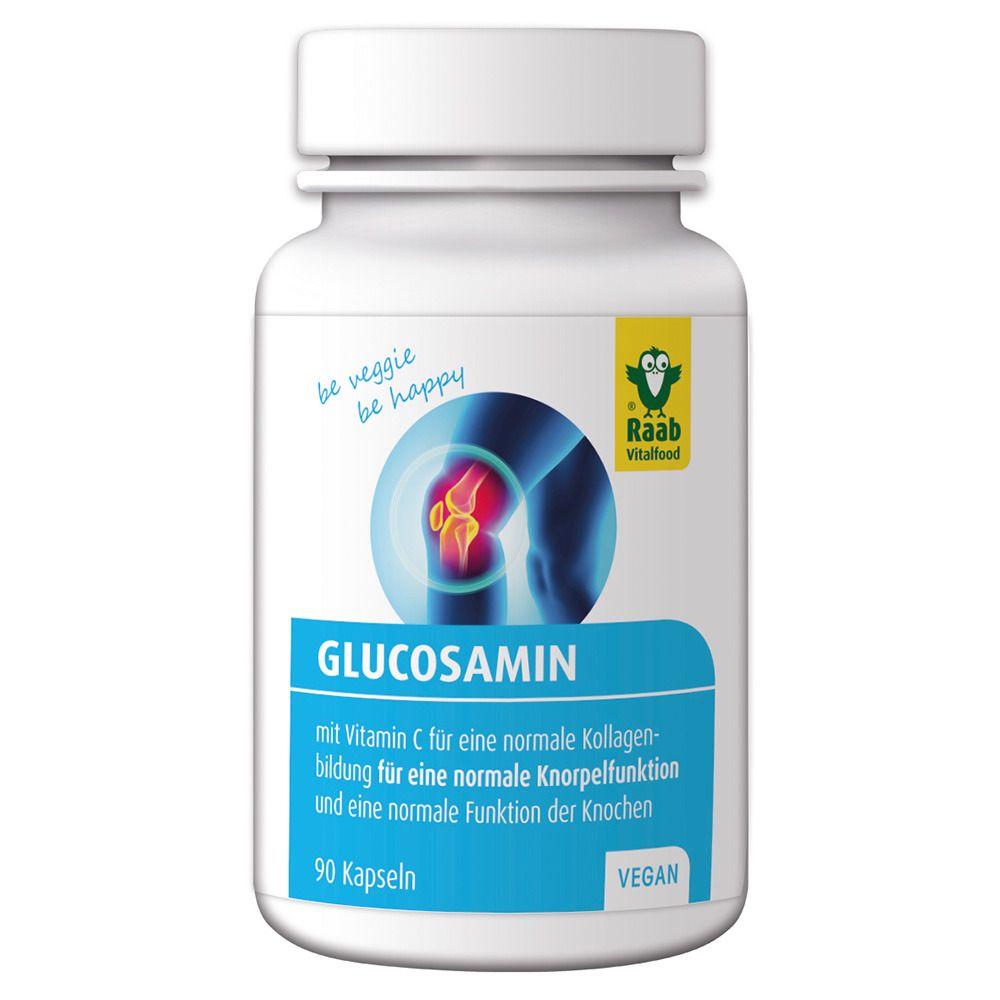 Raab® Vitalfood Glucosamin