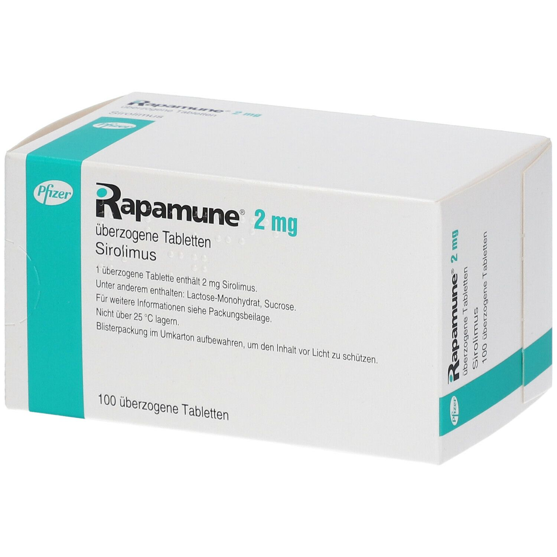 Rapamune 2 mg Tabl.