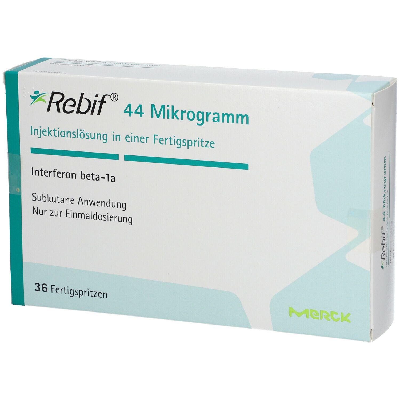 REBIF 44 Mikrogramm Inj.-Lsg.i.e.Fertigspritze