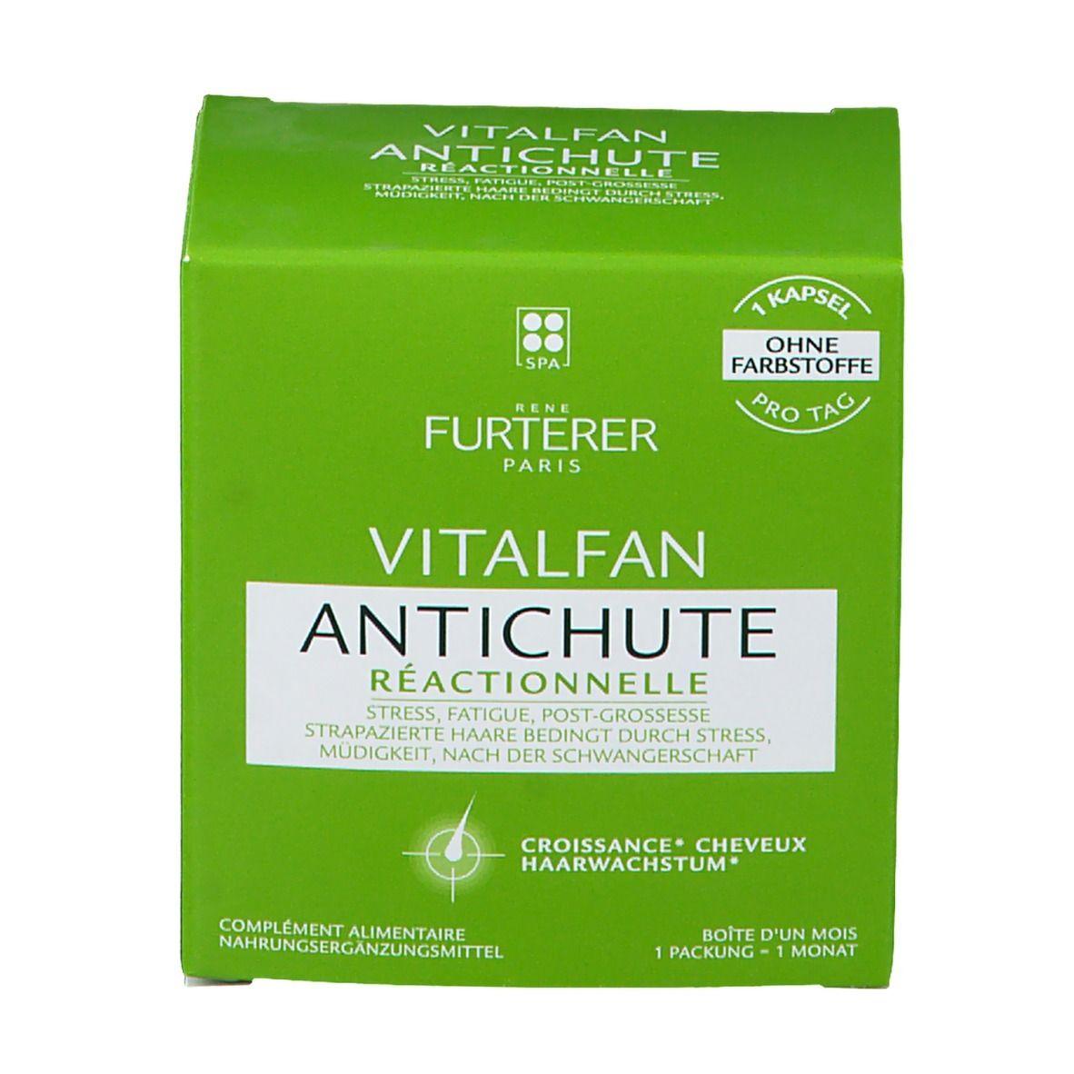 RENE FURTERER Vitalfan Antichute Réactionnelle