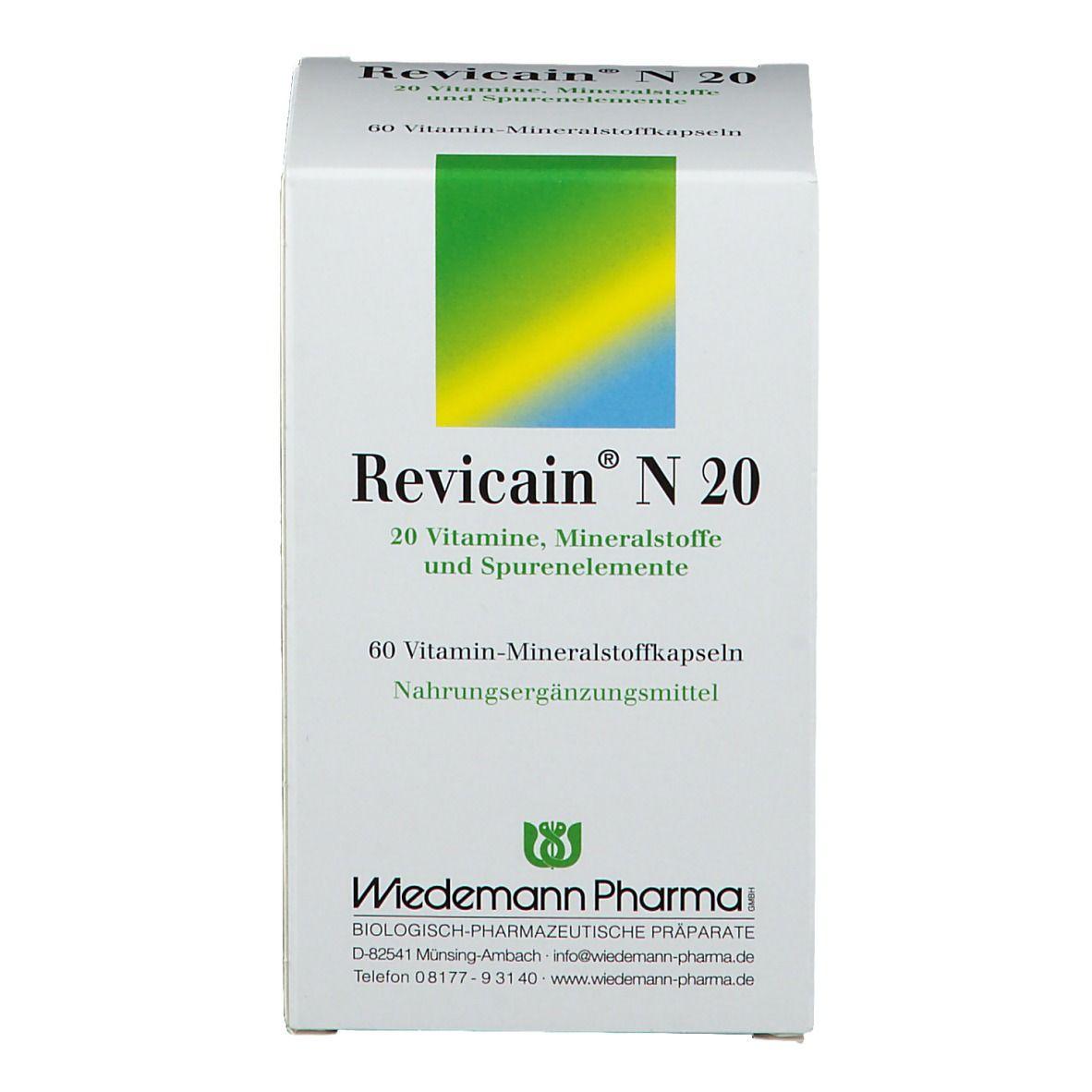 Revicain® N 20