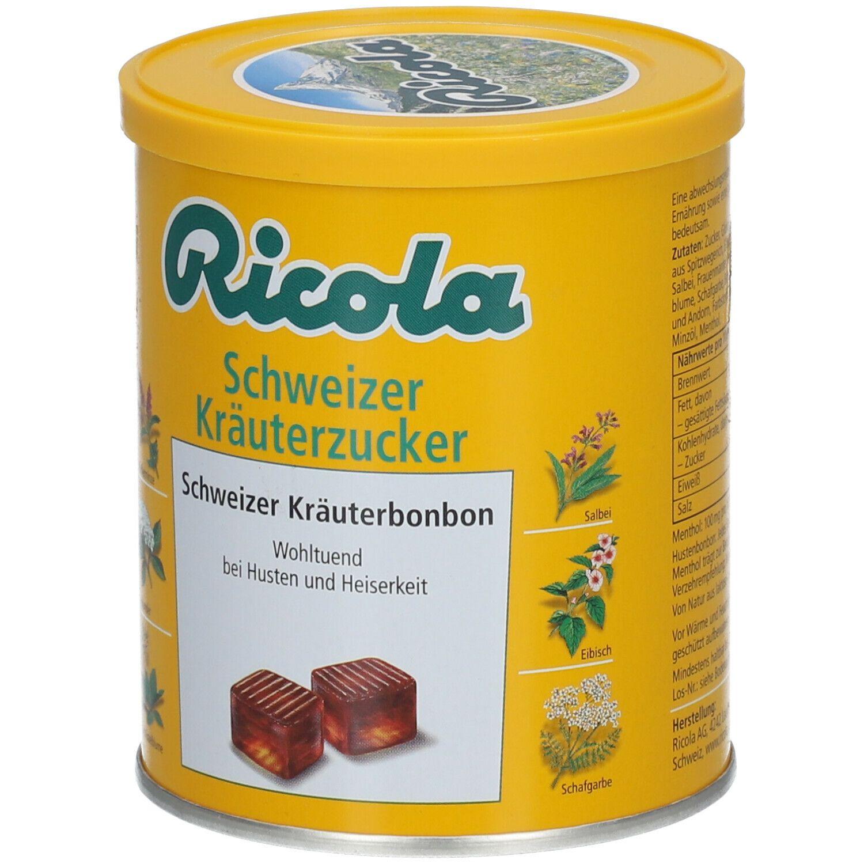 Schweizer Kräuterzucker