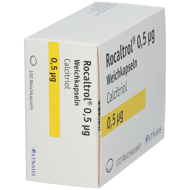 Rocaltrol 0,5 ug Kapseln