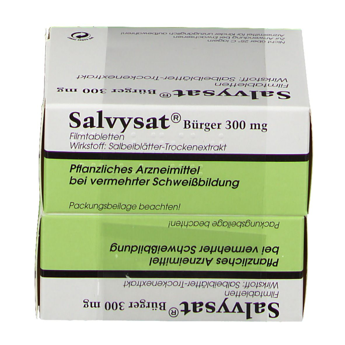 Salvysat® Bürger 300 mg