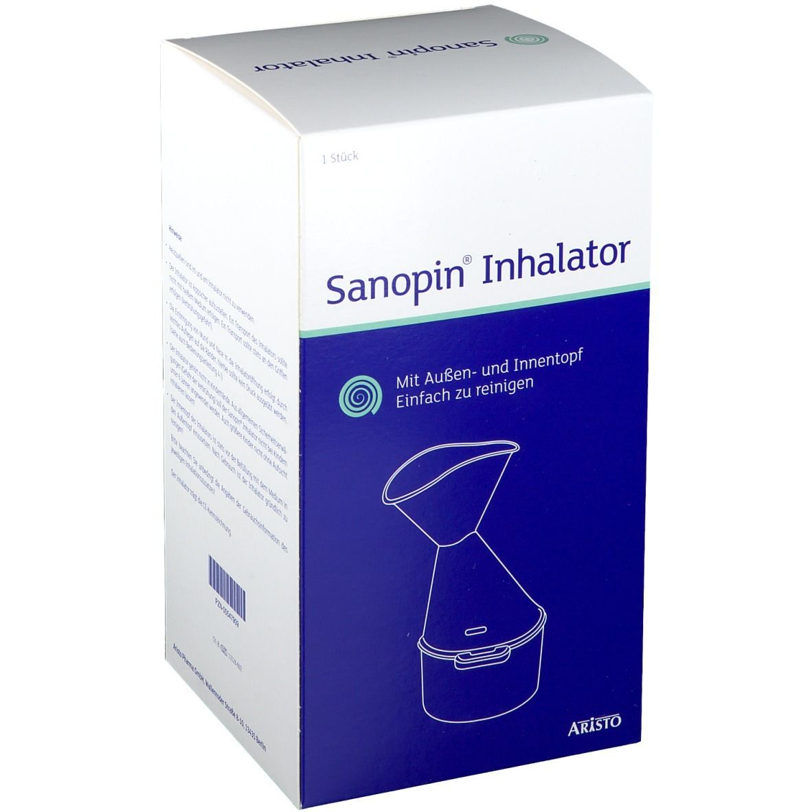 Sanopin® Inhalator