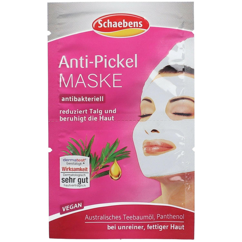 Schaebens Anti-Pickel Maske antibakteriell
