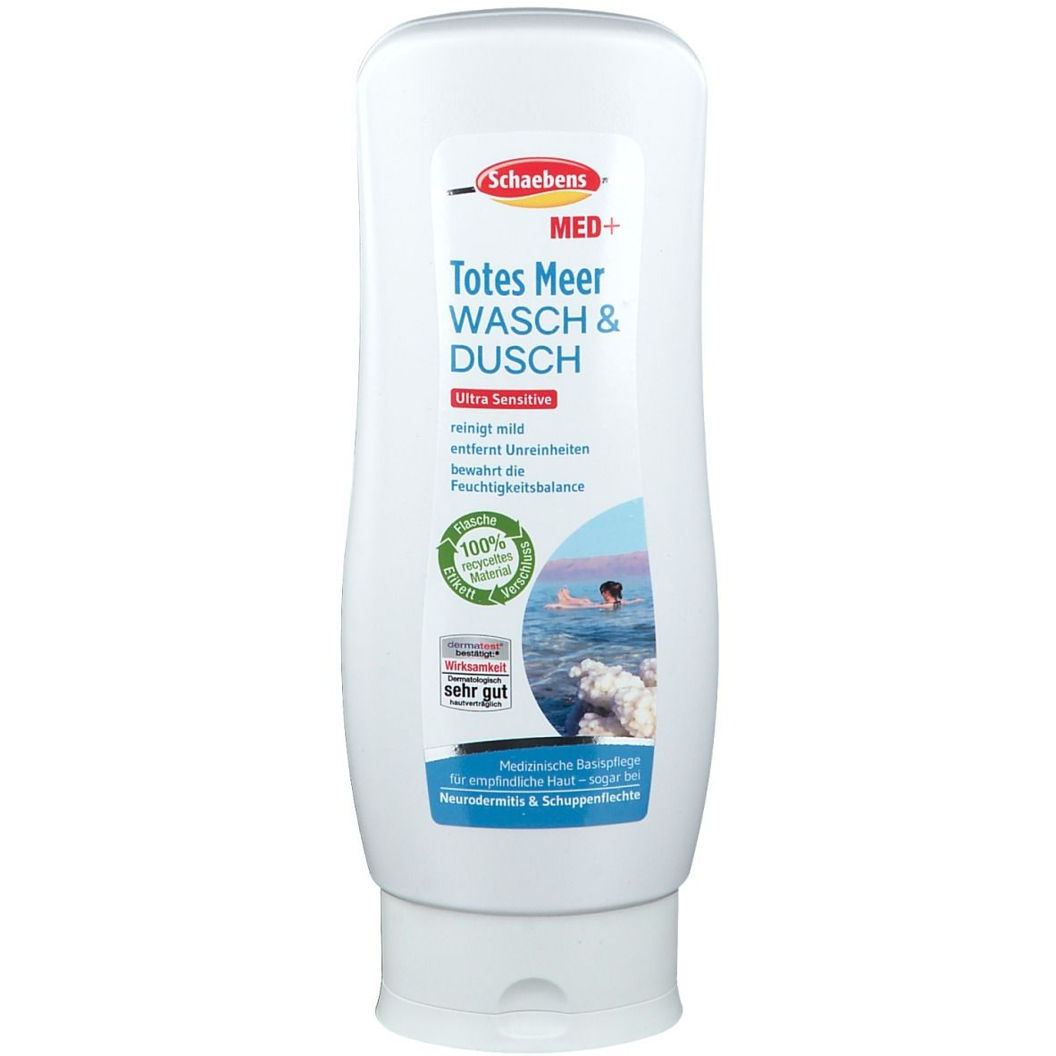 Schaebens MED+ Totes Meer Wasch- & Duschgel
