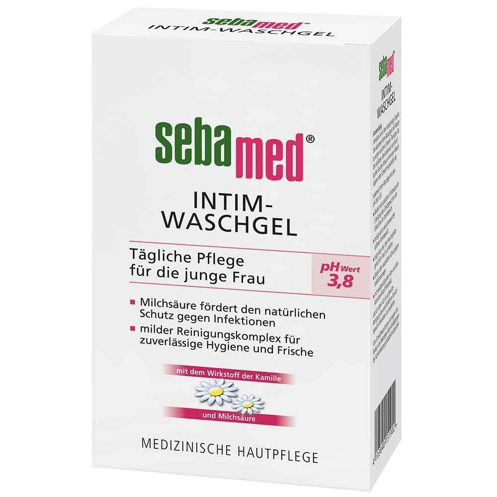 sebamed® Intim-Waschgel 200 ml - shop-apotheke.com