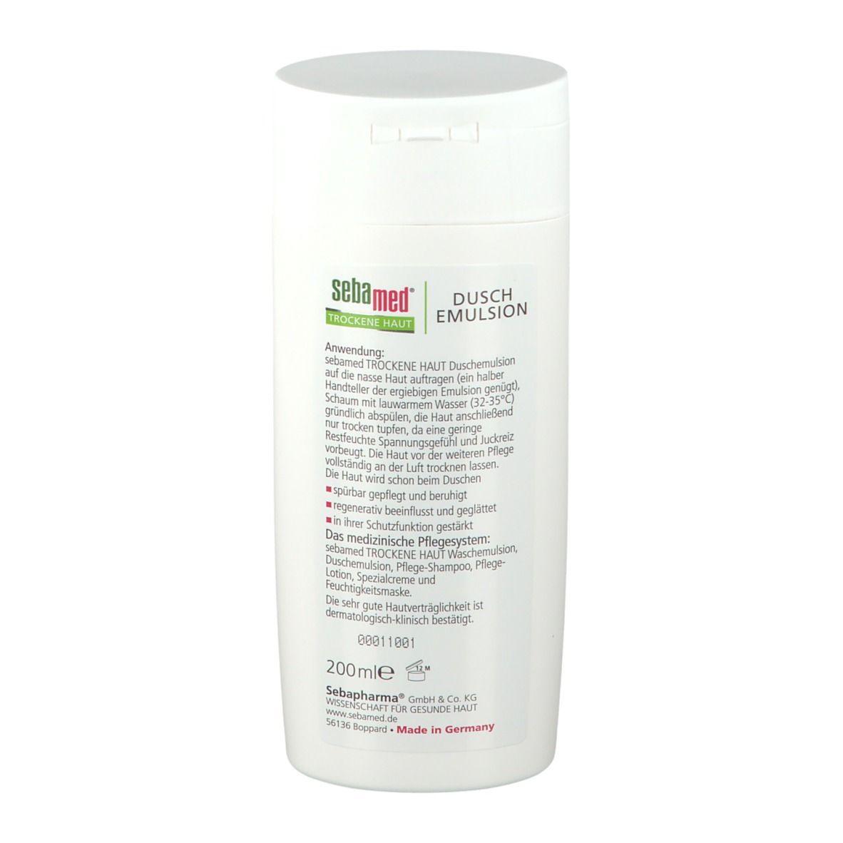 sebamed® Trockene Haut Dusch Emulsion