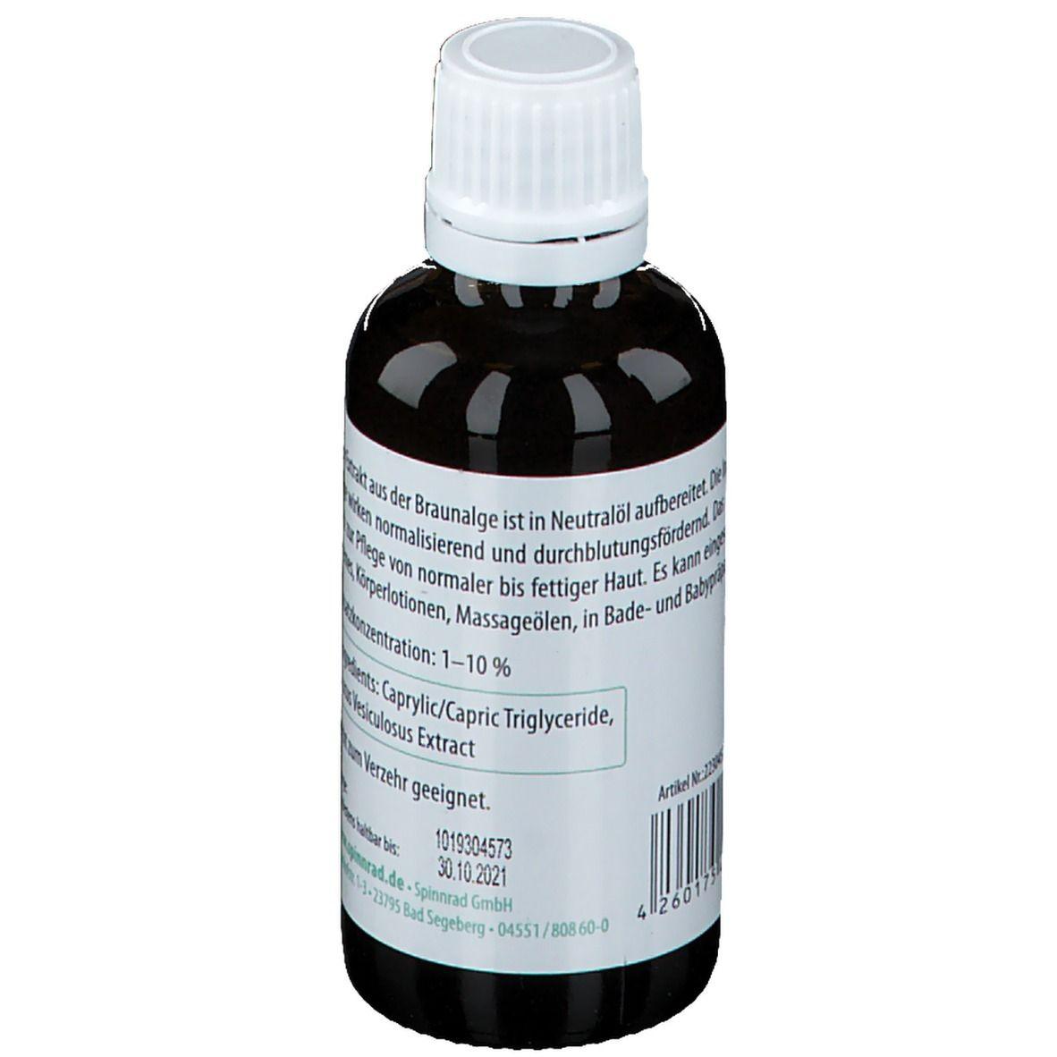 Algenöl