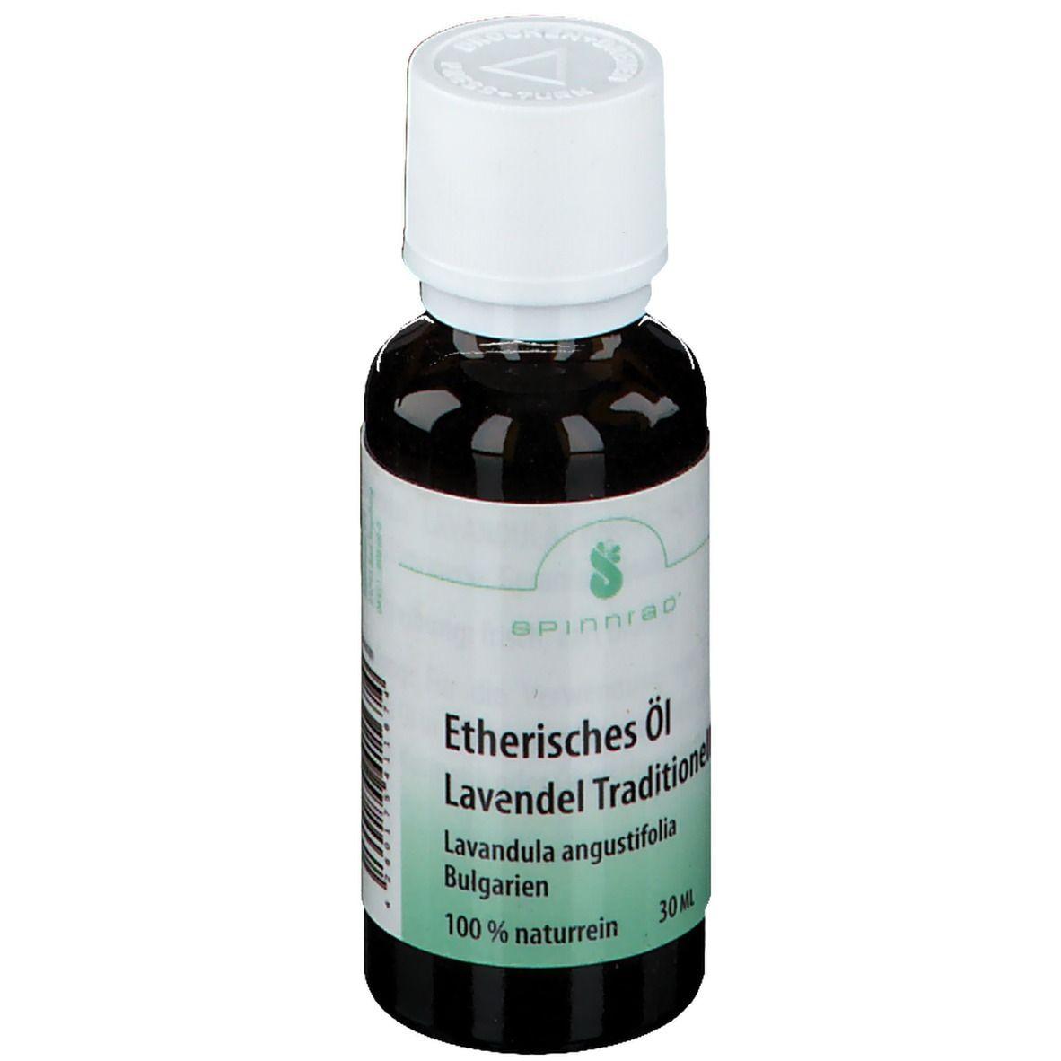 Spinnrad® Etherisches Öl Lavendel traditionell 100% naturrein