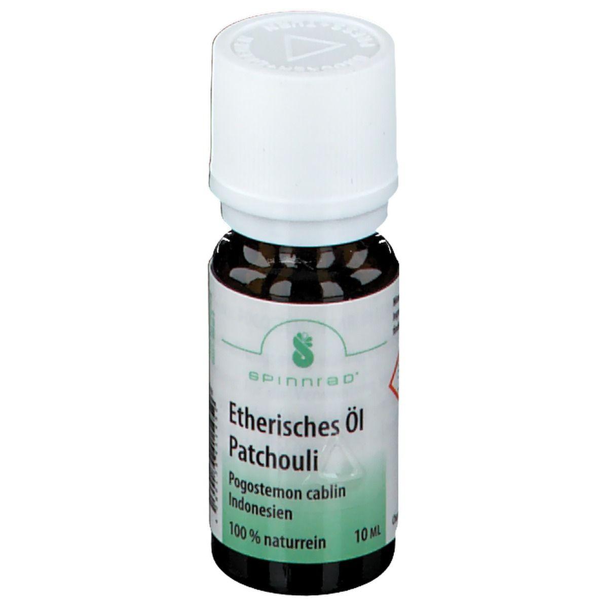 Spinnrad® Etherisches Öl Patchouli 100 % naturrein