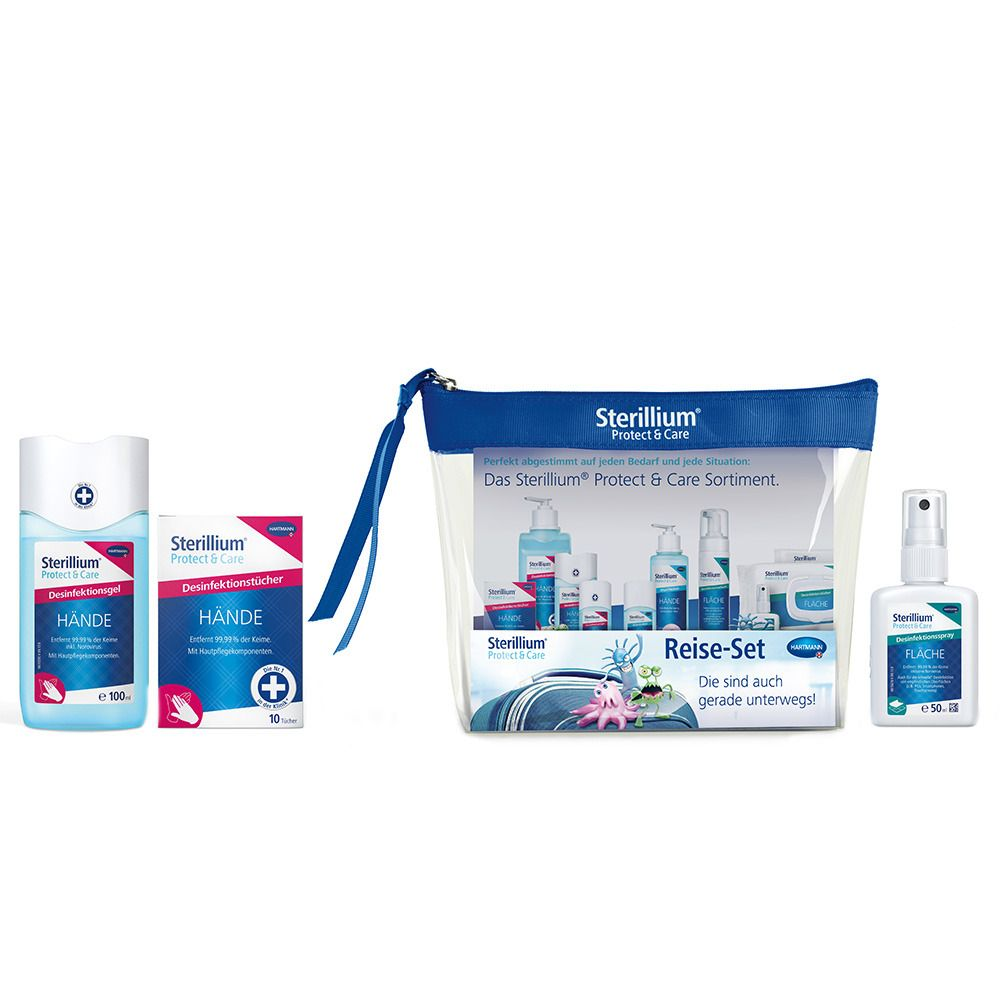 Sterillium® Protect & Care Reise-Set