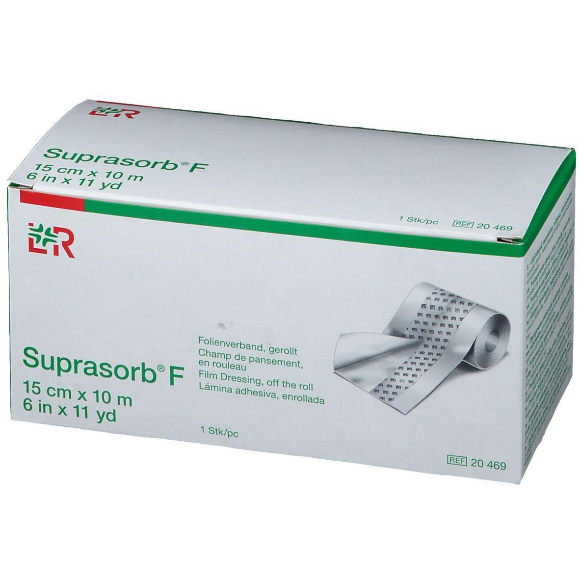 Suprasorb® F 15 cm x 10 m unsteril