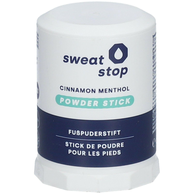 SweatStop® Powder Stick Cinnamon Menthol Fußpuderstift