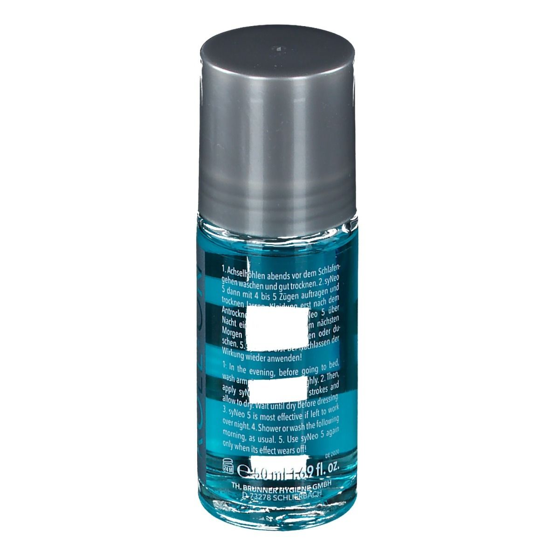 syNeo® 5 Roll-On Deo-Antitranspirant