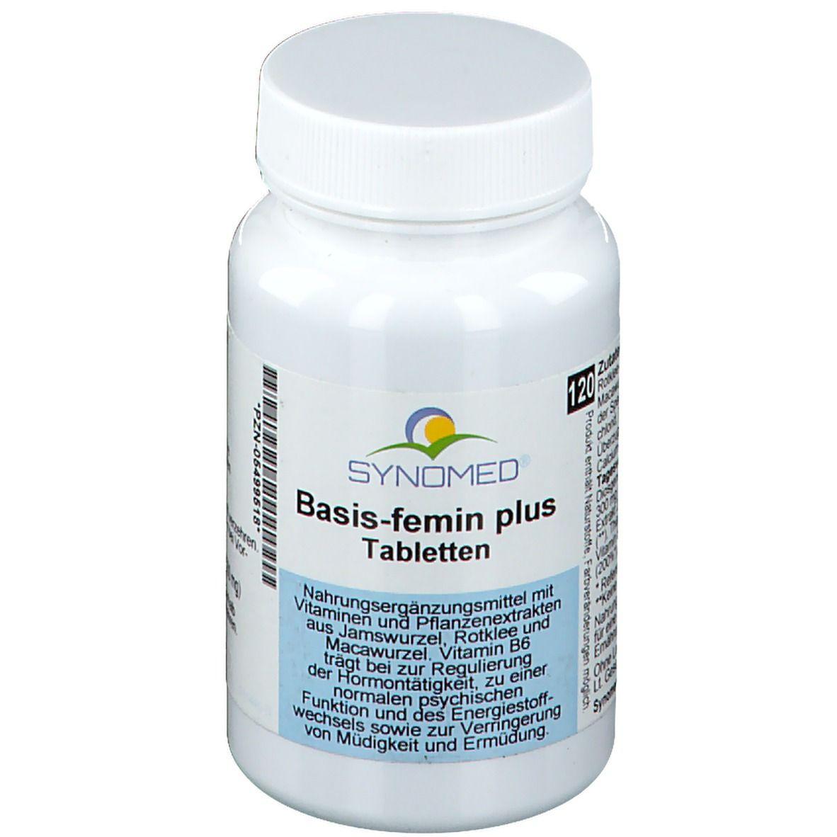 SYNOMED Basis-femin plus