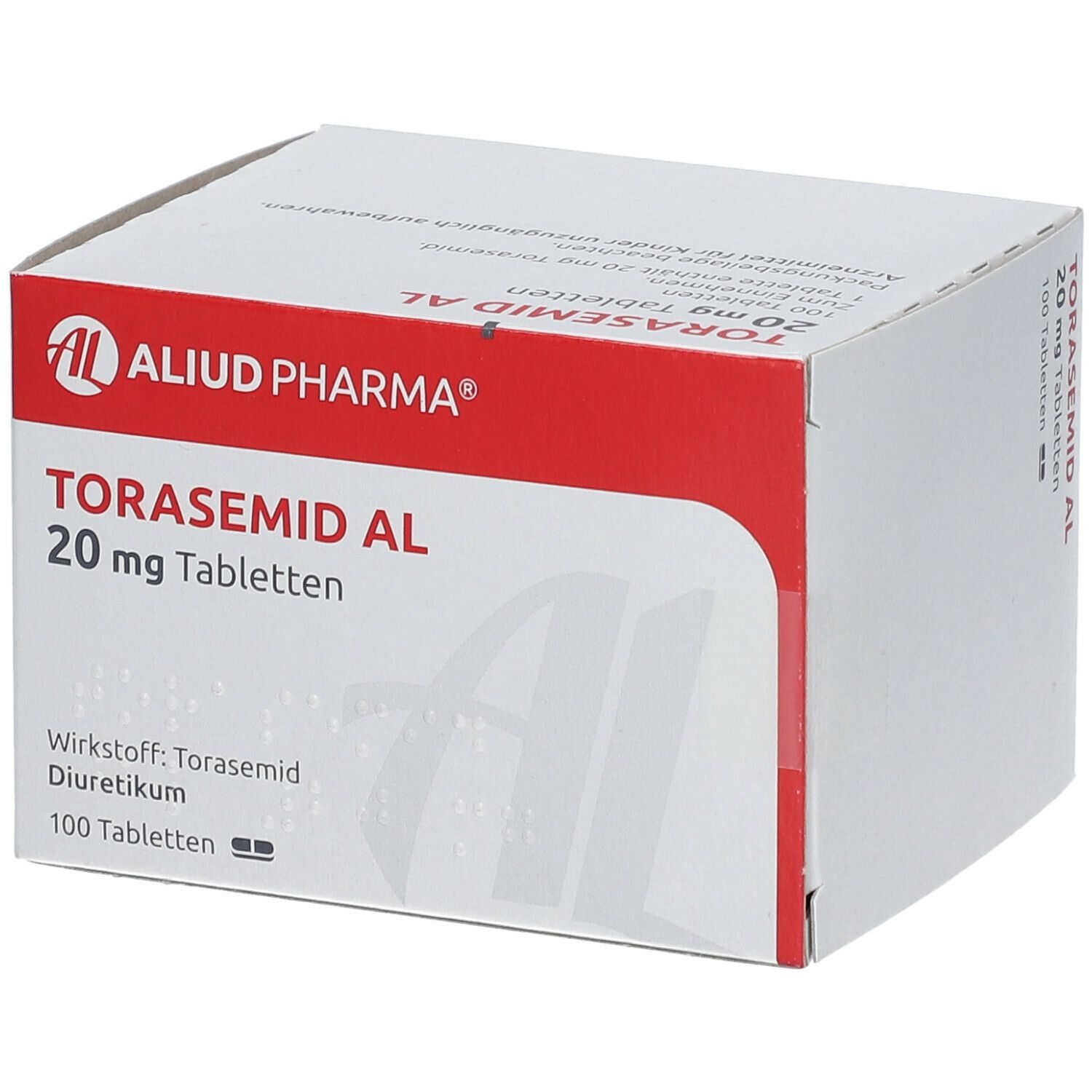 Torasemid Al 20mg Tabletten