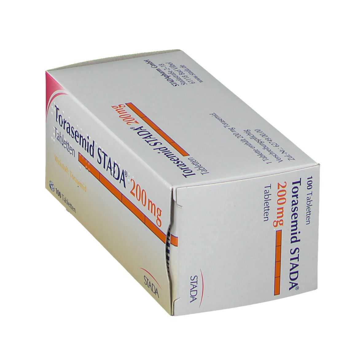 Torasemid STADA® 200 mg Tabletten